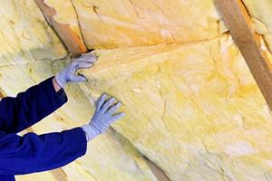 insulation pickering on
